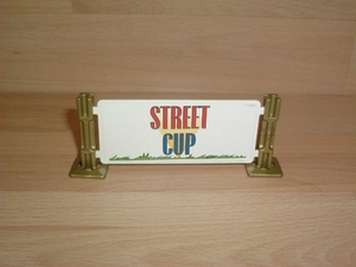 Barrière Street cup
