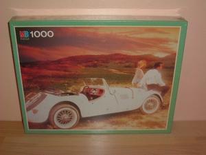 Puzzle 1000 pièces Voiture Neuf