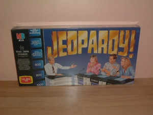 Jeopardy Neuf