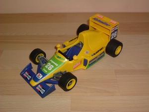 Formule 1 jaune