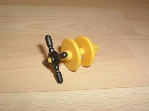 Treuil jaune