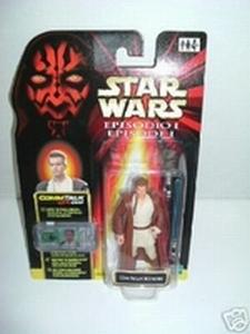 Obi-Wan Kenobi avec cape
