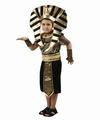 Deguisement costume Pharaon 3-4 ans