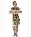 Deguisement costume Egyptienne Cléopâtre 3-4 ans