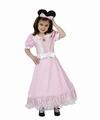 Deguisement costume Minnie Petite souris rose 5-6 ans