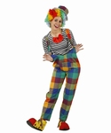 Deguisement costume Clown salopette