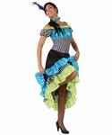 Deguisement costume Danseuse Cabaret