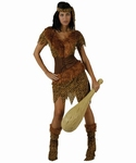 Deguisement costume Femme des cavernes  XL