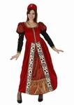 Deguisement costume Reine rouge
