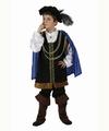 Deguisement costume Prince 10-12 ans