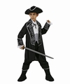 Deguisement costume Pirate Noble 7-9 ans