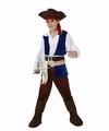 Deguisement costume Pirate boucanier 5-6 ans
