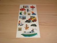 Autocollant Port playmobil neuf