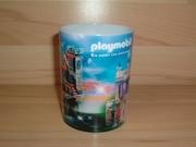 Pot à crayons playmobil neuf