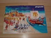 Poster playmobil  Romains