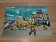 Poster playmobil  Aéroport