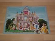 Poster playmobil  Palais