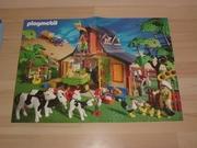 Poster playmobil  Ferme