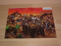 Poster playmobil  Fort nordiste
