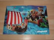 Poster playmobil  Vikings