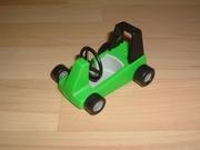 Karting vert