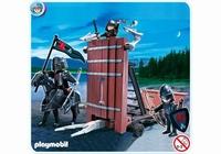Playmobil Chariot d'assaut des chevaliers du faucon 4869