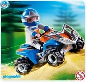 Playmobil Quad de course bleu 4229