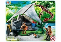 Playmobil Campement des aventuriers 4843