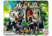 Playmobil Temple du trésor avec gardiens 4842
