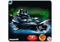 Playmobil Vaisseau d'attaque du Robo Gang 4882