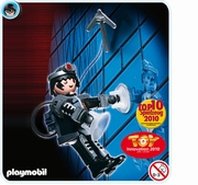 Playmobil Agent secret 4881