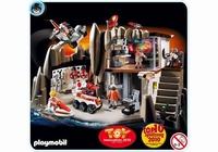 Playmobil Quartier général des agents secrets 4875