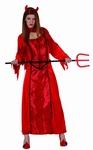 Deguisement costume Démon femme