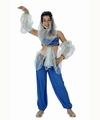 Deguisement costume Danseuse orientale Jasmine bleue 3-4 ans