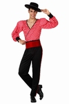 Deguisement costume Danseur flamenco