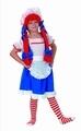 Deguisement costume Poupée de chiffon 7-9 ans