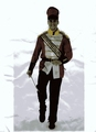 Deguisement costume Soldat rouge  XL