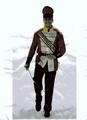 Deguisement costume Soldat rouge  XL