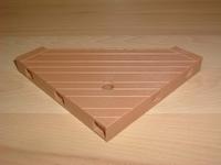 Plancher triangulaire
