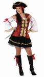 Deguisement costume Pirate femme sexy