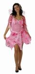 Deguisement costume Fée rose XL