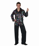 Deguisement costume Disco homme flash XL