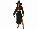Deguisement costume Mexicaine mariachi