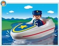 Playmobil Policier bateau 6720