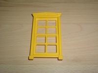 Fenêtre jaune
