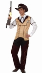 Deguisement costume Cow Boy Sheriff (tâches)