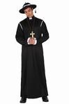 Deguisement costume Prêtre Curé Moine