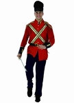 Deguisement costume Soldat  XL