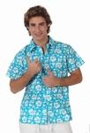 Deguisement costume Chemise Hawaïenne