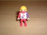 Enfant col et pantalon rose